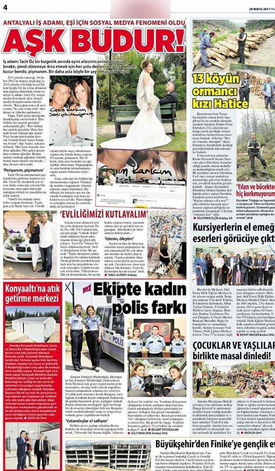 Antalya'da Evlilik Yıldönümüne 1 Gün Kala Katliam Yaptı! 2 Ölü, 2 Yaralı
