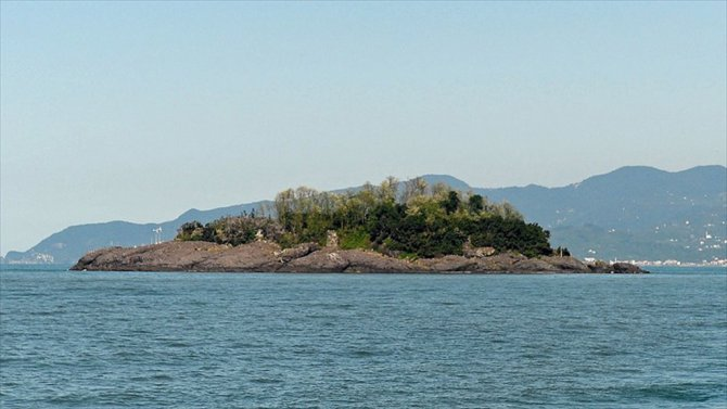 Efsaneler Adası Giresun Adası Ziyaretçilerini Bekliyor