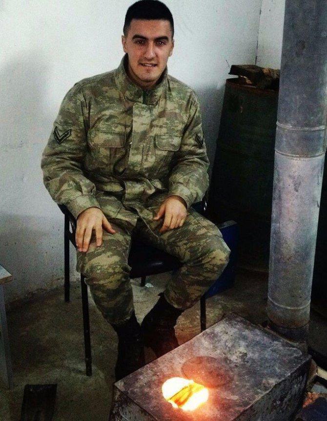 İzmir, Foça'da 1 Asker Şehit Oldu (Halil Ersoy)