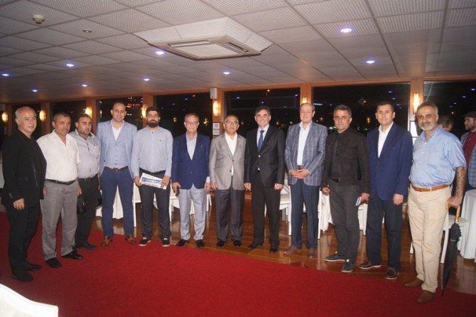 Türk Dünyasından isimler İstanbul'da Buluştu