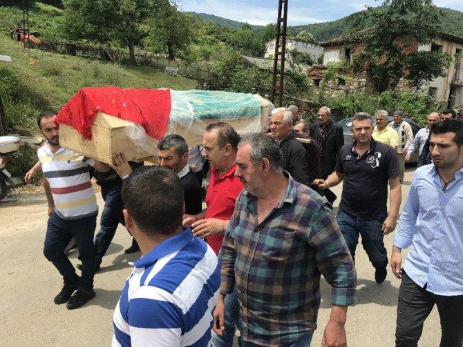 Almanya'da Vefat eden Melek Öztürk Osmangazi'de defnedildi