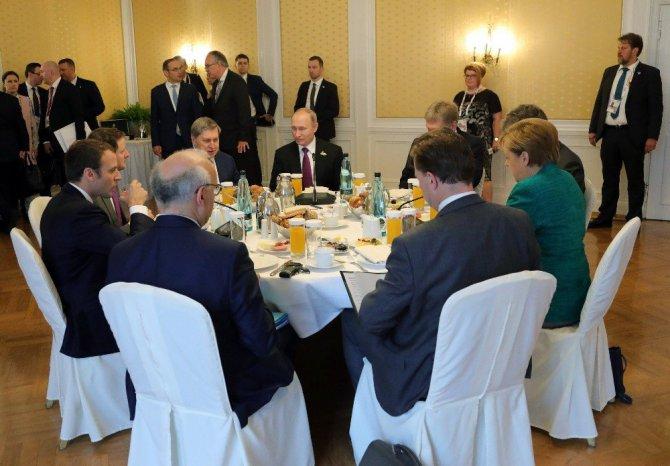 G20 2.gününde