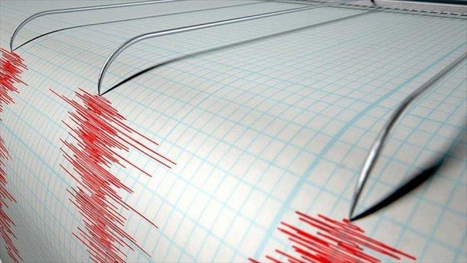 6,4 Şiddetinde Deprem