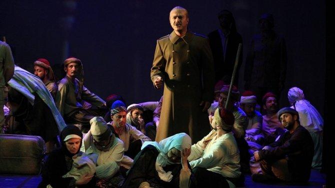 'Yeniden Doğuş' Operası Dünya Prömiyeri İstanbul'da