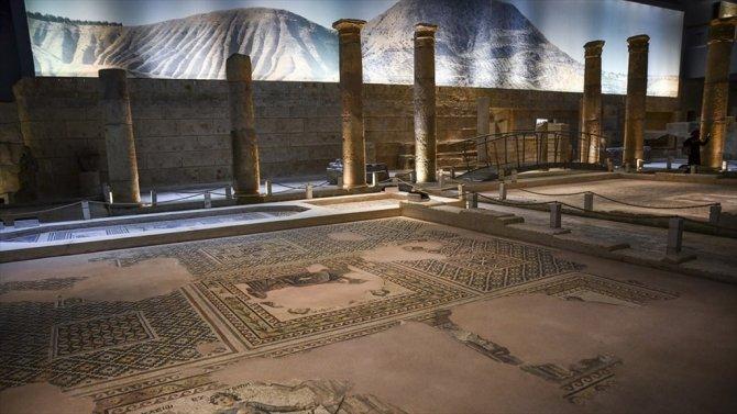 Gaziantep'teki Zeugma Mozaik Müzesi'nde Hedef 1 Milyon Ziyaretçi