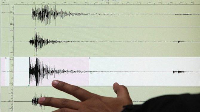 Marmara depremle sarsıldı